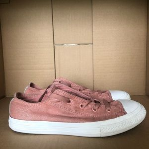 Converse All Star Ox Pink Shimmer